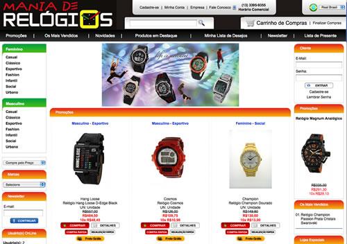 422a5c08076 Loja Virtual Mania de Relógios - Loja de Relógios Masculinos e ...