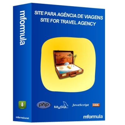 Website for Travel Agency with Booking and Payment Online System for Hotels, Airline Tickets, Vacation Packages, Car Rentals and Vacations